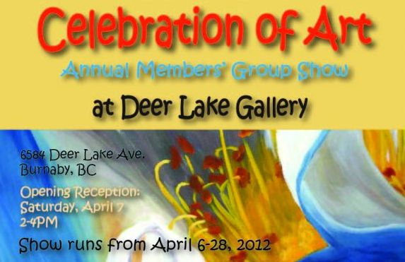 web-2012 ART EXHIBIT INVITATION APRIL 7, 2-4PM