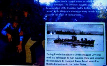Copy of Smuggler Cove signage 2013